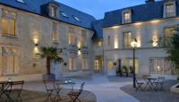 Hôtel Le Breuil en Bessin hôtel La Maison de Mathilde