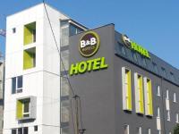 Hôtel Aubervilliers B&B Hôtel Paris Est Bobigny Université