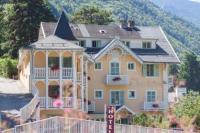 Hôtel Les Allues Chalet-Hotel Le Belvédère