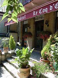 Hôtel Limousin hôtel Le Coq d'Or