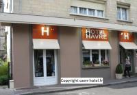 Hôtel Caen Hotel Du Havre