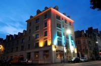 Hôtel Mutrécy The Originals City, Hotel de France, Centre Gare