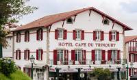 Hôtel Aquitaine hôtel Hotel-Café du Trinquet