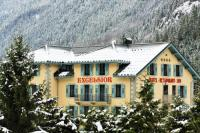 Hotel 4 étoiles Chamonix Mont Blanc BestWestern Plus Excelsior Chamonix Hotel  Spa