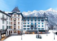 Hotel de charme Chamonix Mont Blanc Grand hôtel de charme des Alpes