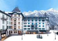 Hotel 4 étoiles Chamonix Mont Blanc Grand Hotel des Alpes