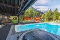 Hotel 4 étoiles Chamonix Mont Blanc Hotel Le Refuge des Aiglons