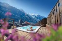 Hotel 4 étoiles Chamonix Mont Blanc Park Hotel Suisse  Spa