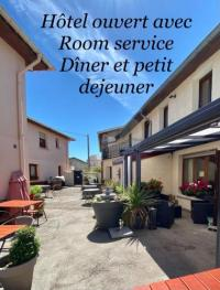 Hôtel Haute Marne hôtel Auberge du Cheval Blanc Logis