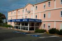 Hôtel Poitou Charentes hôtel Quick Palace Poitiers
