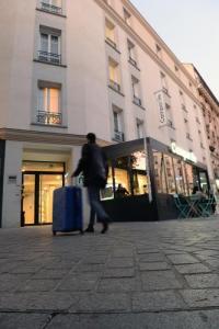 Hôtel Asnières sur Seine hôtel CAMPANILE PARIS - Clichy Centre