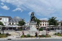 Hôtel Poitou Charentes The Originals City, Hotel Le Valois, Cognac (Inter-Hotel)