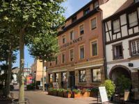 Hôtel Alsace Hotel A la Ville de Nancy