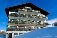 Hôtel Saint Gervais les Bains hôtel Caprice Des Neiges - Logis de France
