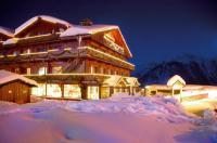 Hotel 4 étoiles Aix les Bains Grand Hôtel au Rond Point des Pistes