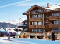 Hotel 4 étoiles Aix les Bains Hotel des Trois Vallées