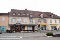 Hôtel Franche Comté Hôtel Pourcheresse