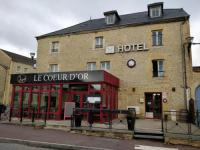 hotels Remilly Aillicourt Inter-Hotel Le Coeur d'Or Hôtel-Spa