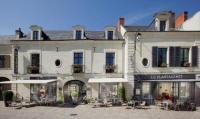 Hôtel Saint Nicolas de Bourgueil Logis Hotel La Croix Blanche Fontevraud