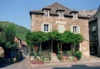 Hôtel Entraygues sur Truyère Hotel Solomiac
