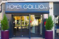 Hôtel Grenoble hôtel Gallia