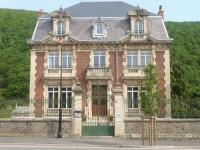 Hôtel Monthermé hôtel Le Clos Belle Rose