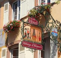Hôtel Alsace hôtel L'Abbaye d'Alspach