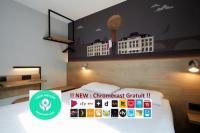 Hôtel Centre hôtel KYRIAD DIRECT Orleans - La Chapelle St Mesmin