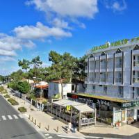 Hôtel L'Aiguillon sur Mer hôtel Logis Les Cols Verts