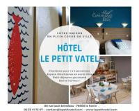 Hôtel Le Havre hôtel Le Petit Vatel