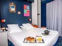 hotels Saint Quentin sur le Homme Hotel Gabriel