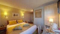 hotels Saint Quentin sur le Homme Hotel De La Croix Blanche