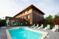 Hôtel Aquitaine hôtel All Suites Le Teich – Bassin d'Arcachon