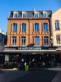 Hôtel Le Tréport hôtel Le Goût Du Large