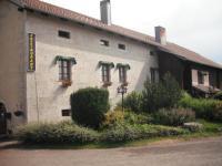 Hôtel Franche Comté hôtel Auberge de la Motte