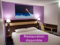 Hôtel Ile de France Hotel - Restaurant La Chaumière (Ex Comfort Hotel Les Mureaux-Flins