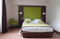 Hôtel Franche Comté Hotel du Parc-Restaurant - Le Rouget de Lisle