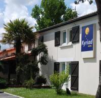 Hôtel Prignac et Marcamps hôtel Kyriad Bordeaux Lormont