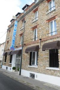 Hôtel Ile de France Hotel Patio Brancion