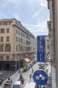 Hôtel Marseille Europe Hotel Vieux Port