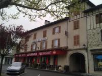 Hôtel Junhac Hôtel Restaurant Le Plaisance