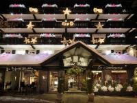 Hotel 4 étoiles Chamonix Mont Blanc Hotel Mont Blanc