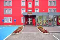Hôtel Mulhouse hôtel Enzo Hotel