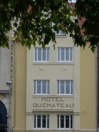 Hôtel Nantes Hotel du Château