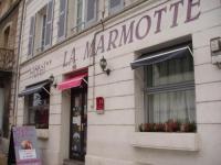 hotels La Crèche Hôtel de La Marmotte