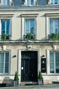 Hôtel Maillezais Hotel Particulier - La Chamoiserie
