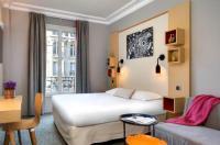 Hôtel Ile de France hôtel Chouette Hotel