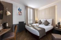 Hôtel Paris Contact Hotel Alizé Montmartre