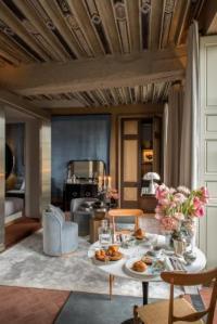 Hôtel Paris hôtel Cour des Vosges