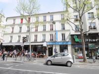 Hotel Fasthotel Paris Hipotel Paris Gambetta République